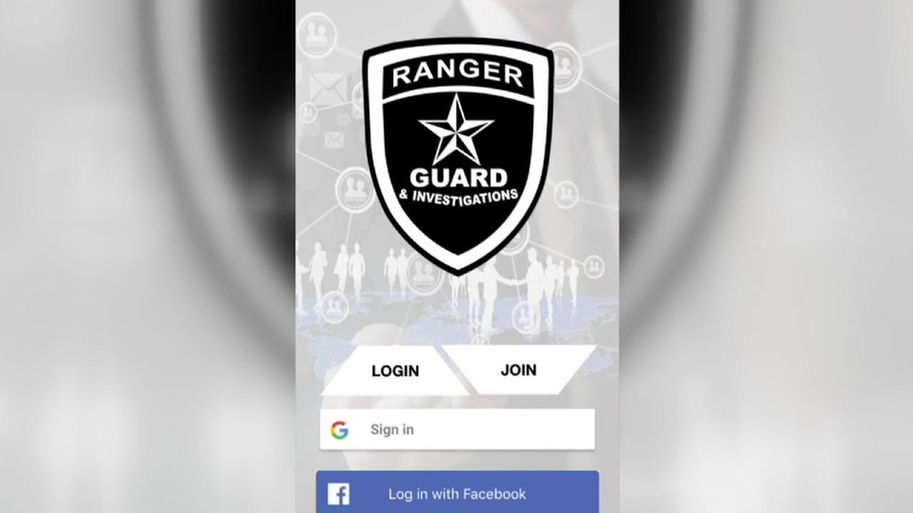 Image result for Ranger Guard app lets businesses order security guards like Uber