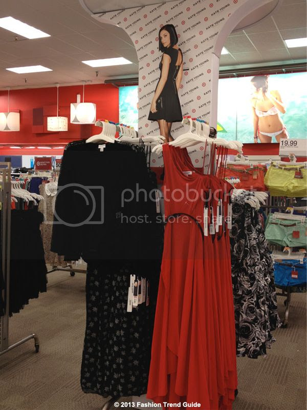 Kate Young for Target clothing