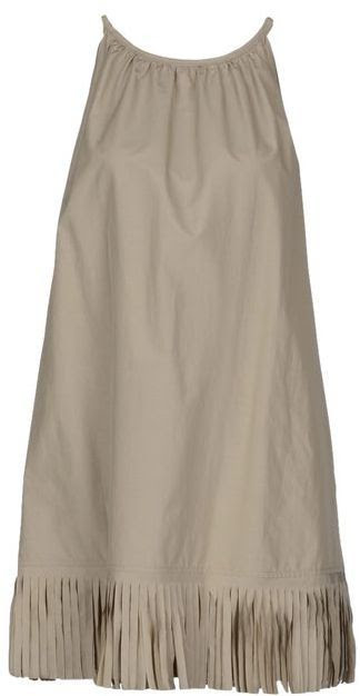 Aspesi Short dress on shopstyle.co.uk