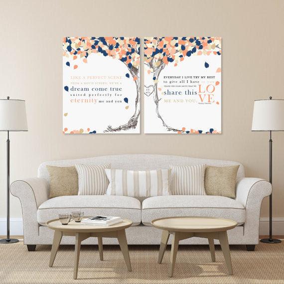 Kenny Chesney Wedding Song Lyric Tree Wedding Anniversary