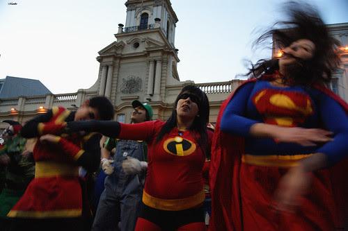 Flashmob por la educación by Manuel Venegas