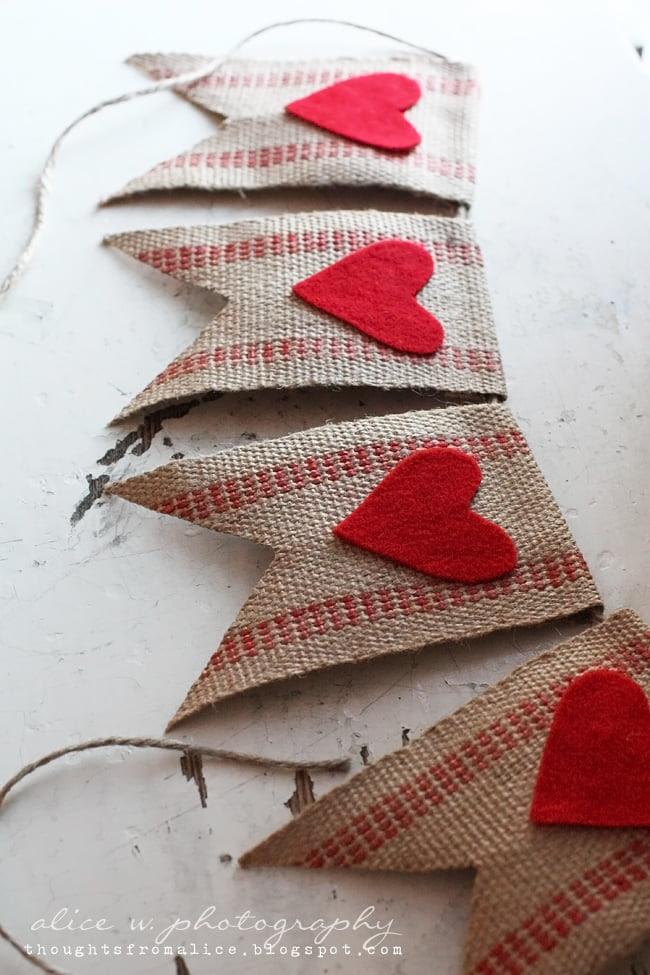 Decoart Blog Crafts 14 Valentine S Day Home Decor Ideas