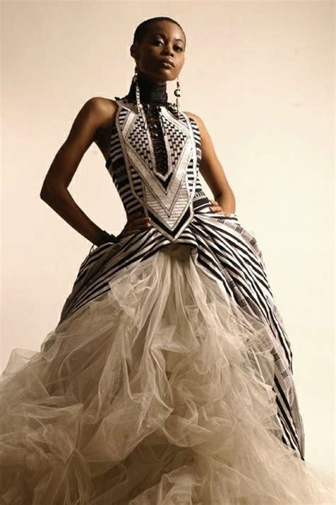 Ethnic Wedding on Pinterest   African Wedding Dress