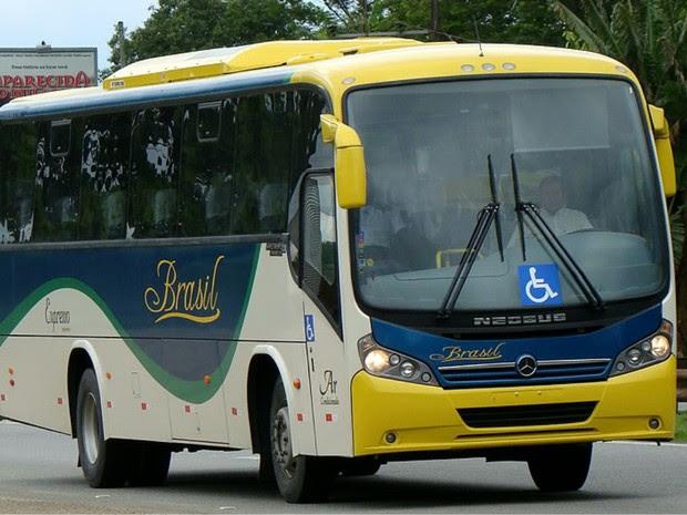 O tipo de veículo não pode transportar passageiros em pé, diz DETRO. (Foto: Reprodução)