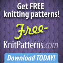 Free knitting patterns - download today!