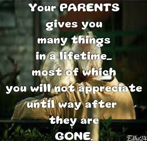 Quotes About Respecting Parents 25 Quotes