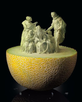 Art With Eatables (27) 2