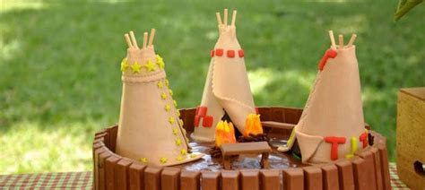 Kara's Party Ideas Outdoor Adventure Themed Birthday Party