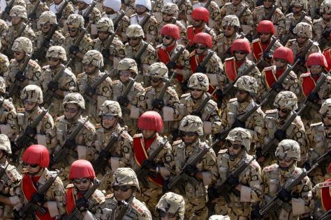 Ιράν προς Ισραήλ:`Αν μας επιτεθείτε θα χάσετε 10.000 πολίτες σας`!