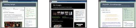 BlogScreens