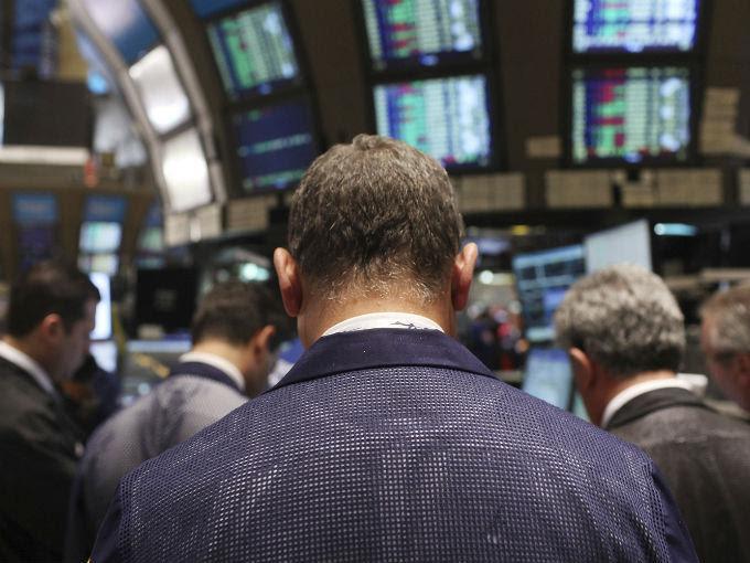 El promedio industrial Dow Jones subía 57.12 puntos, o 0.37%, a 15,602.67 unidades. Foto: Getty