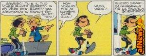 Franquin: Carburante segreto