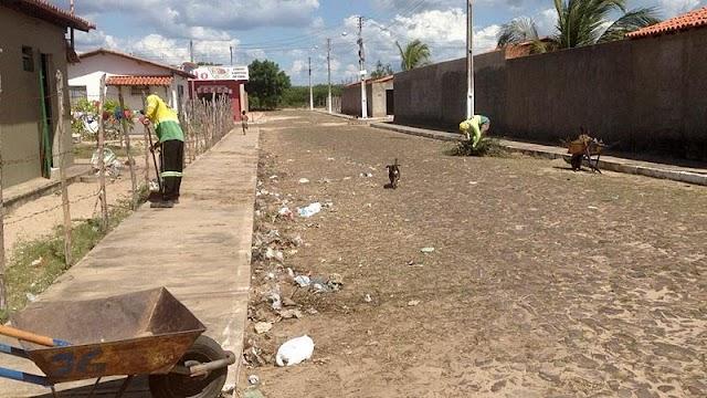 Parnaíba, cidade limpa e conservada, população consciente