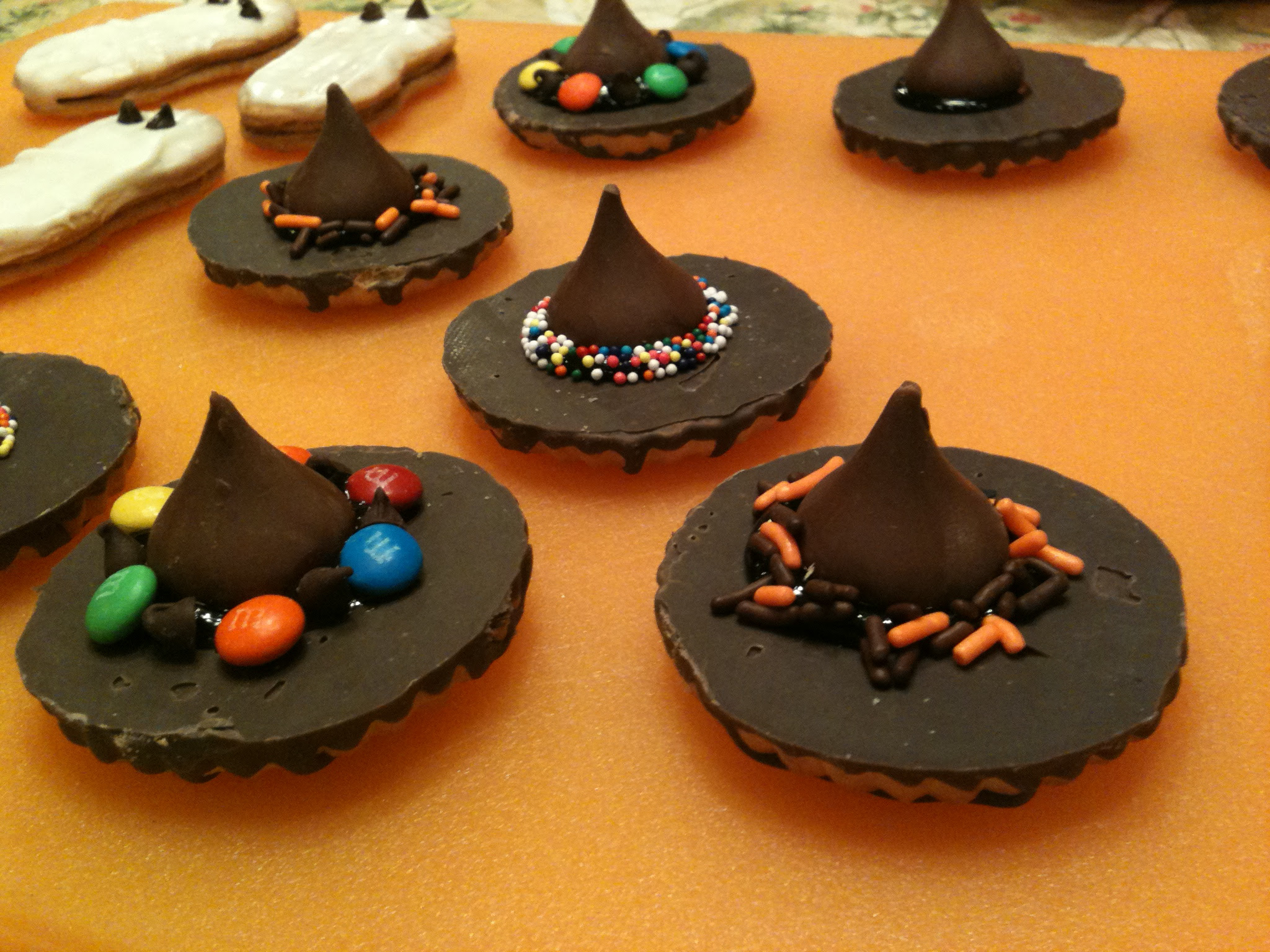 Last-Minute No-Bake Halloween Treats! - Juggling with Julia
