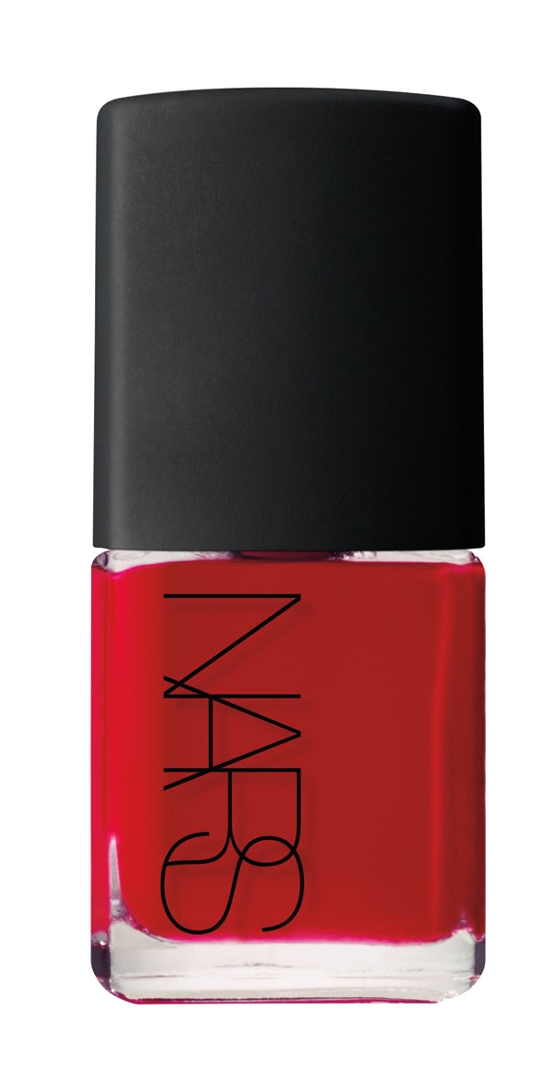 NARS Guy Bourdin Tomorrows Red Nail Polish jpeg