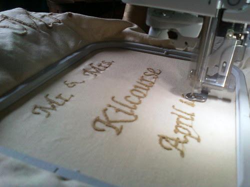 My Embroidery Machine