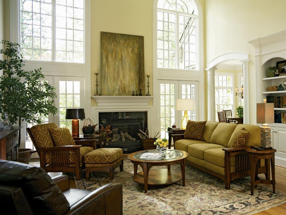traditional living room furniture | Interior design ideas