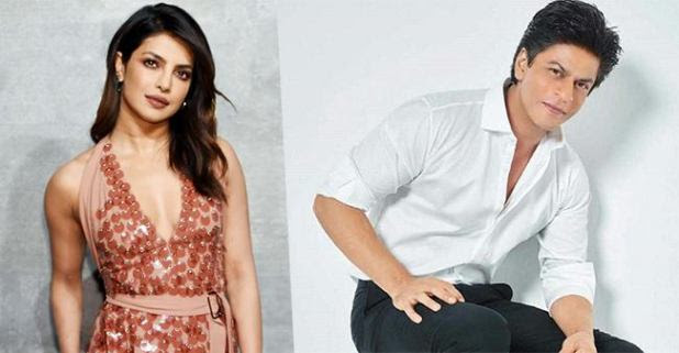 Shocking, Priyanka And SRK Slips Down In The List Of ForbesIndia's 2018 Richest Indian Celebs