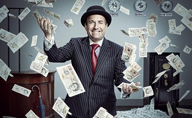 Bank of Dave: Dave Fishwick has captured the imagination of the country with his Channel Four programme