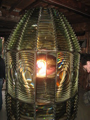 Cape May Museum First order fresnel lens