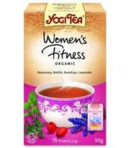 Yogi te Womens Fitness EKO, Hälsokost - Yogi