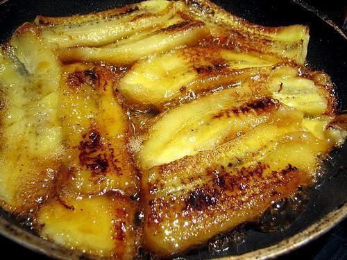 Receita de Banana frita com leite condensado - Show de Receitas