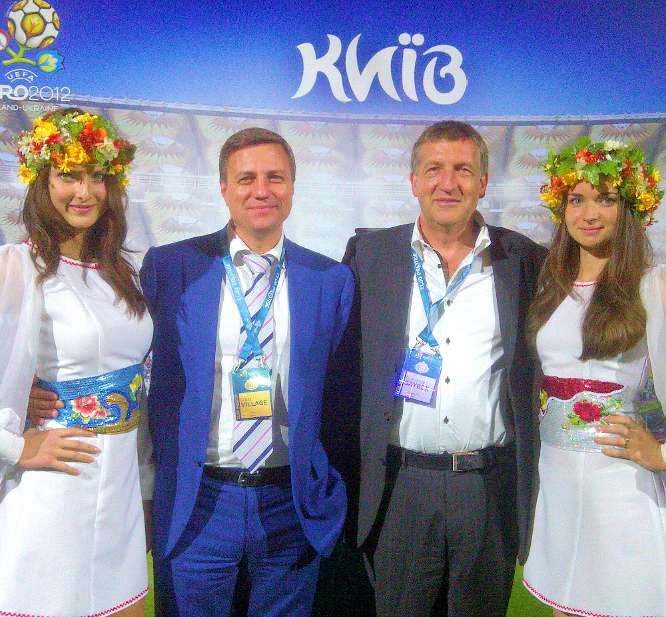 Сионистская верхушка Германии поддерживает Юлию Тимошенко