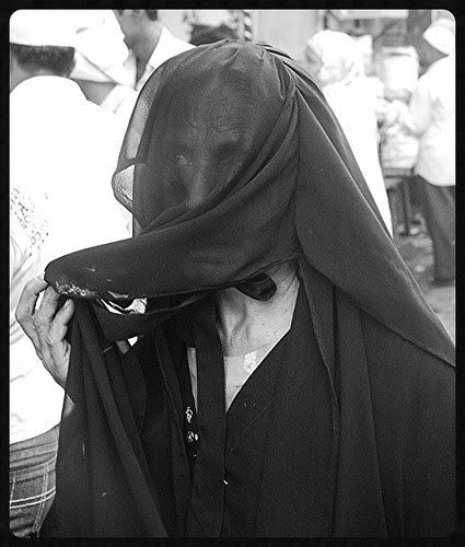 I Am A Muslim Beggar Woman She Cried by firoze shakir photographerno1
