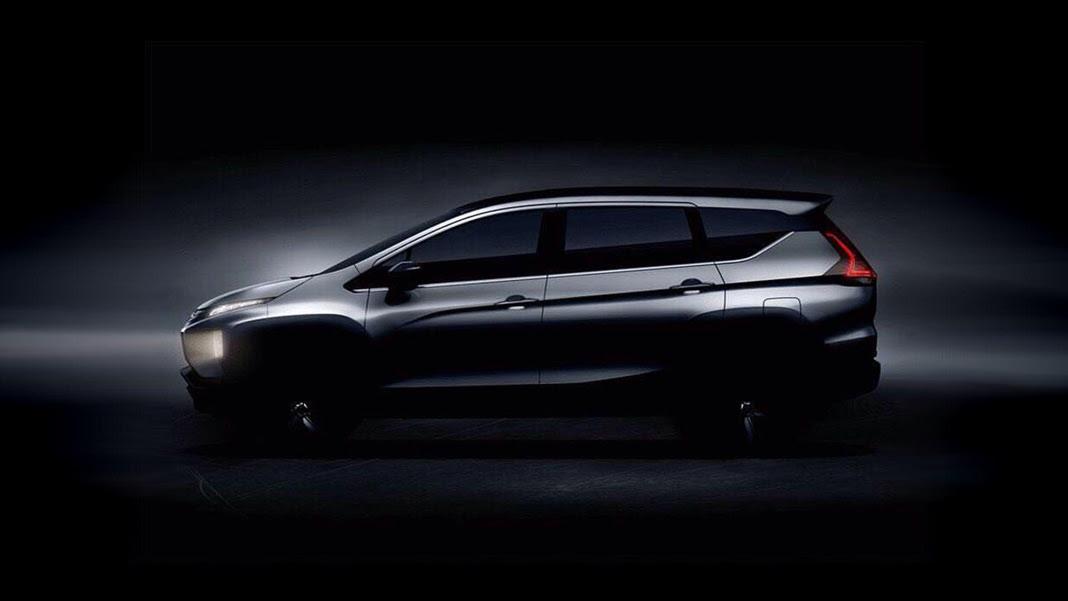 Семиместный Mitsubishi Expander дебютирует в Индонезии