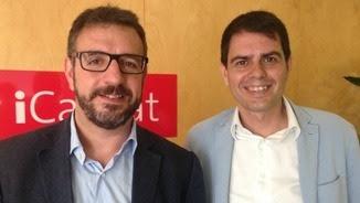 """Ignasi Planas i Marc Castells, aquest dijous, a """"El matí de Catalunya Ràdio"""
