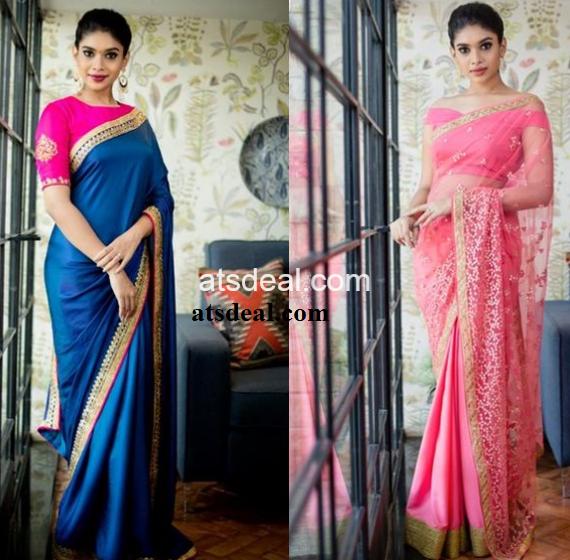 desiner saree atsdeal fashions