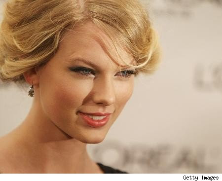 taylor swift our song makeup. Taylor Swift is wasting no
