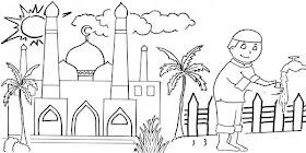 Sketsa Gambar Kartun Tayo