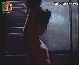 Malu Mader nua no filme Dedemamata
