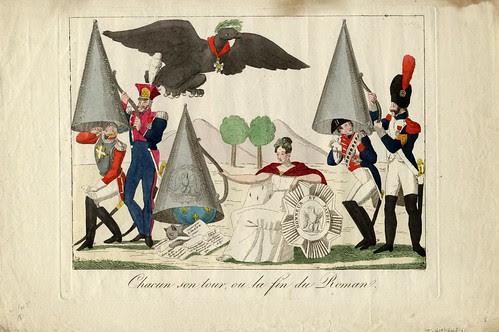Chacun son Tour, ou la Fin du Roman (1815)