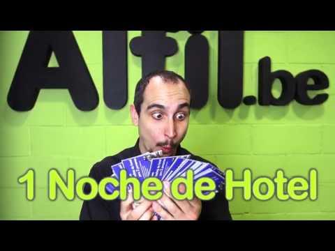 Noches de hotel gratis por compras superiores a 25€!!!