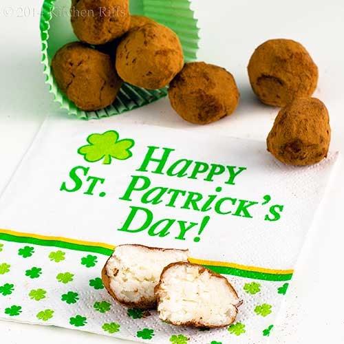 Chocolate Coconut Creams Dunmore Candy Kitchen: Kitchen Riffs: Irish Potato Candy