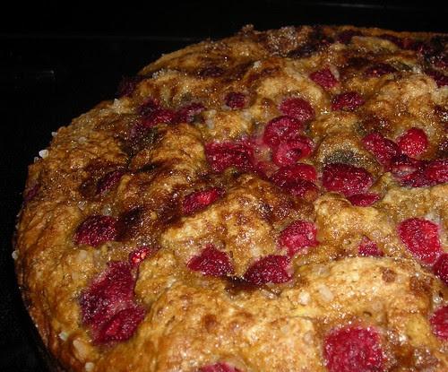 Salty Sweet Cake
