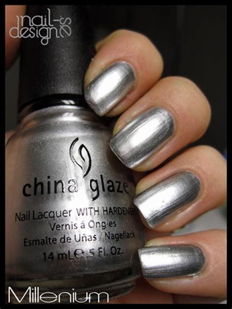 Metallic Silver Nail Polish  Yay or Nay?