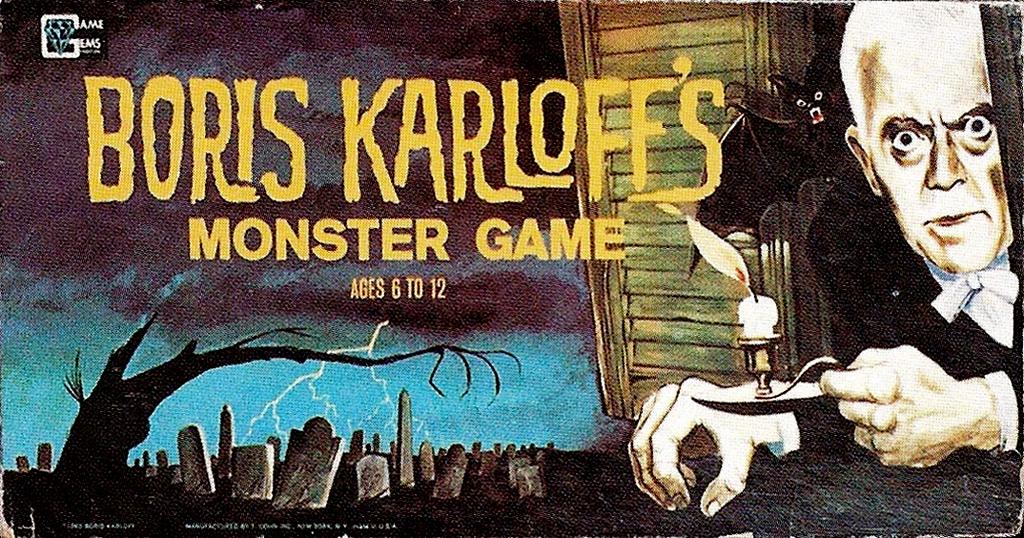 Image result for skull voodoo board game