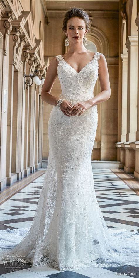 Sophia Tolli Fall 2017 Wedding Dresses in 2019   Wedding