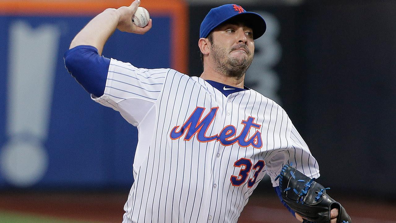 Matt Harvey confía en lanzar con Mets en los playoffs