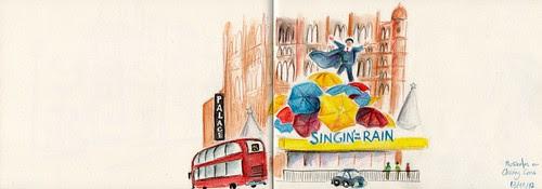 Musicales en Charing Cross
