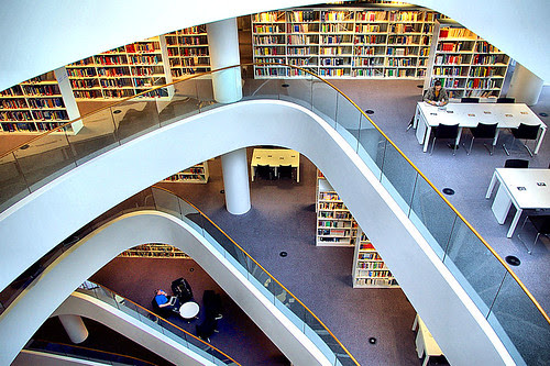 Aberdeen University New Library 3