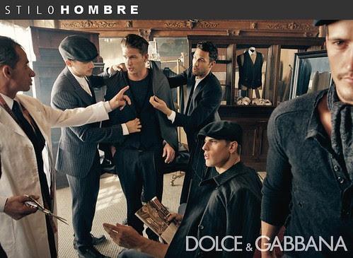 DOLCE & GABBANA   WINTER 2011