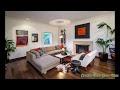 l shaped living room decorating ideas