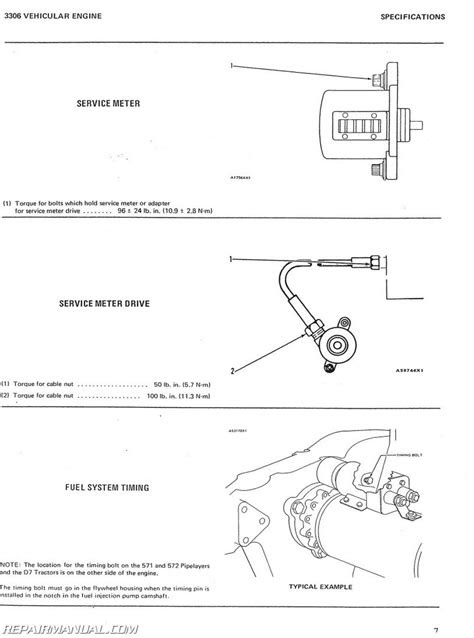 Caterpillar Grader #12F and 14E Service Manual