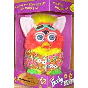 Limted Edtion Hawaiian Furby