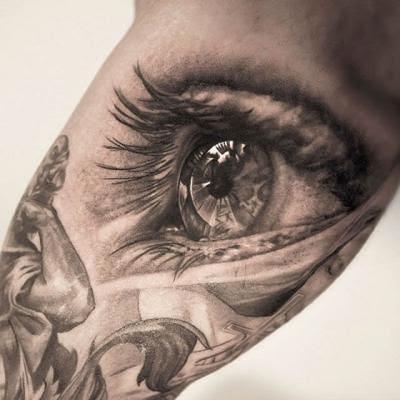 Los Diez Tatuajes Más Espectaculares Del Mundo Qué