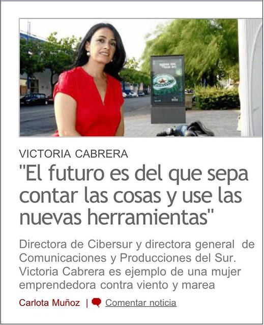 Victoria Cabrera